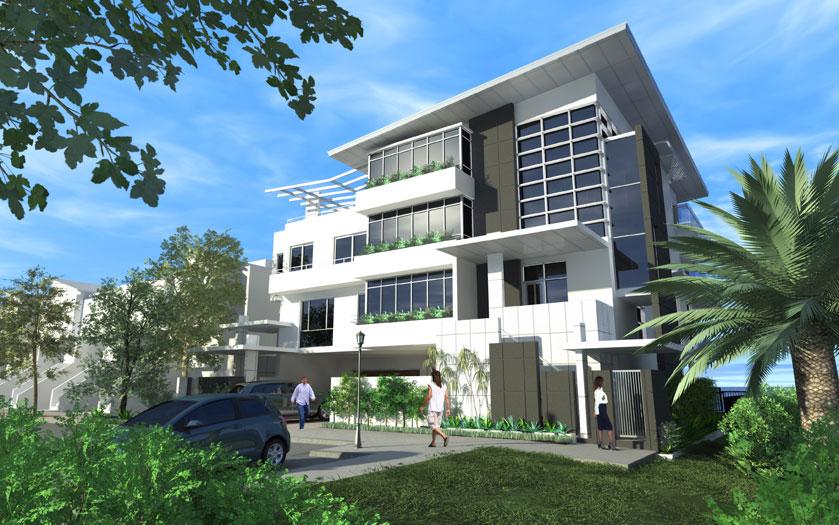 Burleigh Design Duplexes
